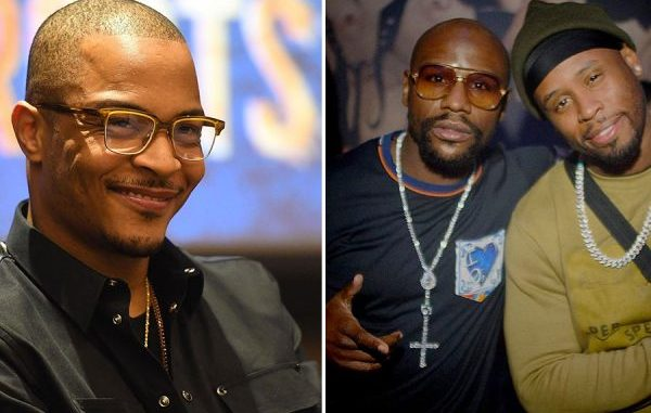 T.I.'s Fight With Floyd Mayweather's Entourage
