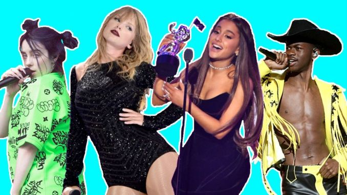 2019 MTV Video Music Awards Nominees List