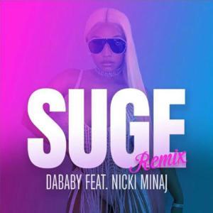 DaBaby - Suge (Remix) Ft. Nicki Minaj
