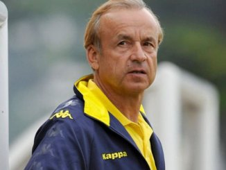 Gernot Rohr Makes Fresh Demands From NFF