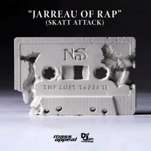 Nas - Jarreau of Rap (Skatt Attack) Ft. Keyon Harrold & Al Jarreau