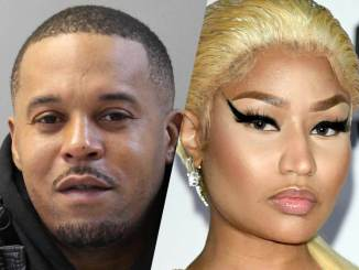 Nicki Minaj And Kenneth Petty Seen Getting Marriage License