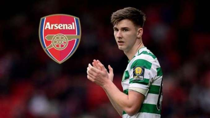 Arsenal Announce Signing Of Celitc Defender Tierney