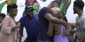Esther Wins Head Of House, Picks Frodd As Her Roomate
