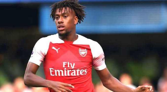 Everton Set To Buy Alex Iwobi