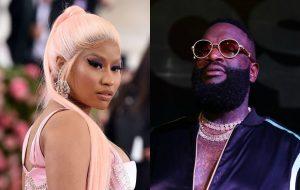 Nick Minaj blasts Rick Ross for dissing her On His New Album
