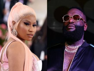 Nick Minaj blasts Rick Ross for dissing her On His New Album