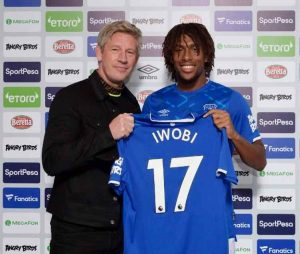 Report Suggests Arsenal Undersold Iwobi To Everton