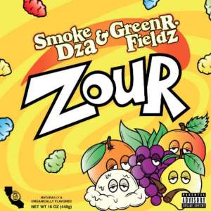 Smoke DZA & Green R. Fieldz - Zour (Album)