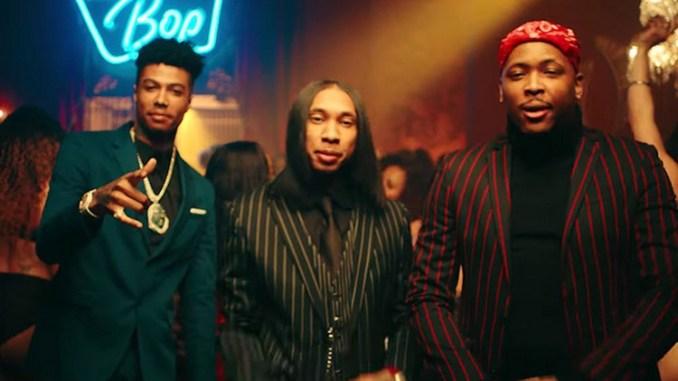 Tyga, YG, & Blueface - Bop (Video)