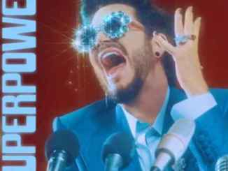 Adam Lambert – Superpower mp3 download