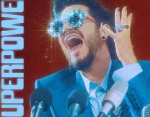 Adam Lambert – Superpower mp3 download
