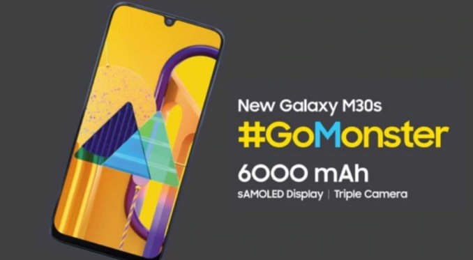 Samsung Galaxy M30s launches Expected specs & price