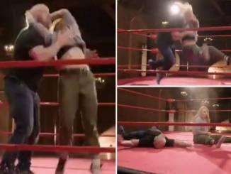 WWE Raw Women's Champ Becky Lynch Stuns Stone Cold (Video)