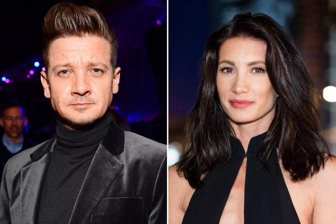 Jeremy Renner claims obsessed ex-wife shared nude photos of him