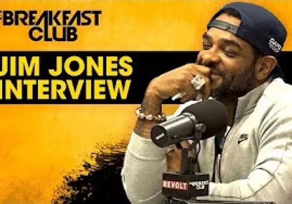 Jim Jones Threatens 50 Cent for calling him a Snitch