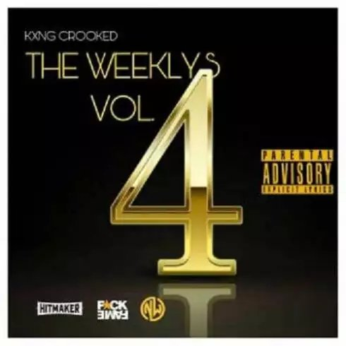 KXNG Crooked – The Weeklys Vol. 4 (Album Download)