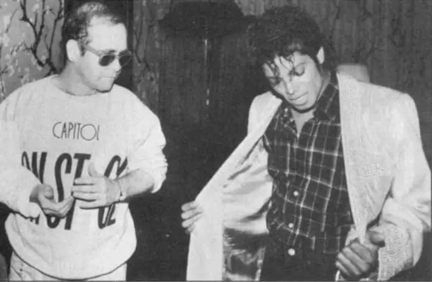 Elton John Says Michael Jackson Was 'Mentally Ill' and a 'Disturbing Person