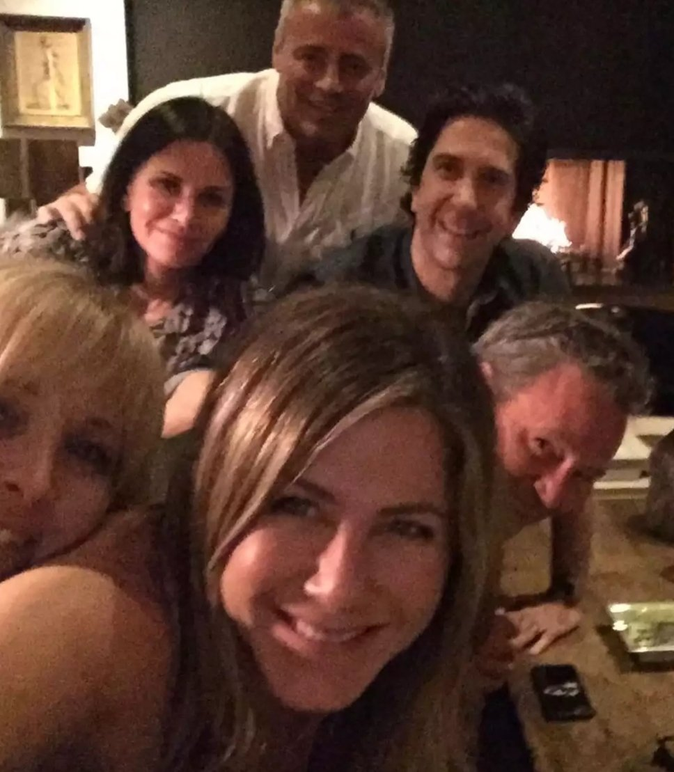 Jennifer Aniston Hits 1M Instagram Followers In 6 hours