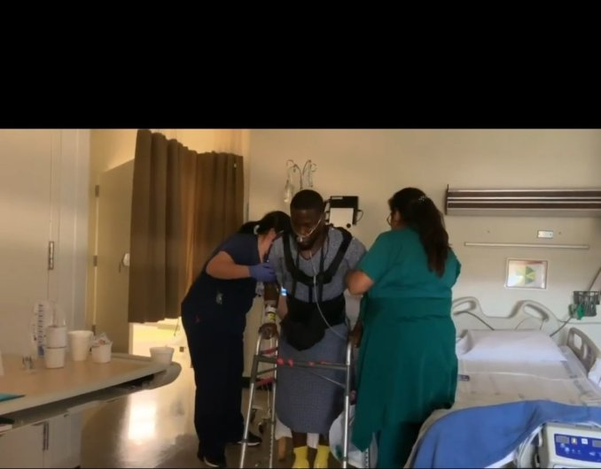 Kevin Hart Shares Video of His Physical Therapy, He Is Thankful To still Be Alive