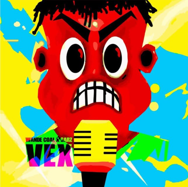Wande Coal - Vex [MP3 Download]