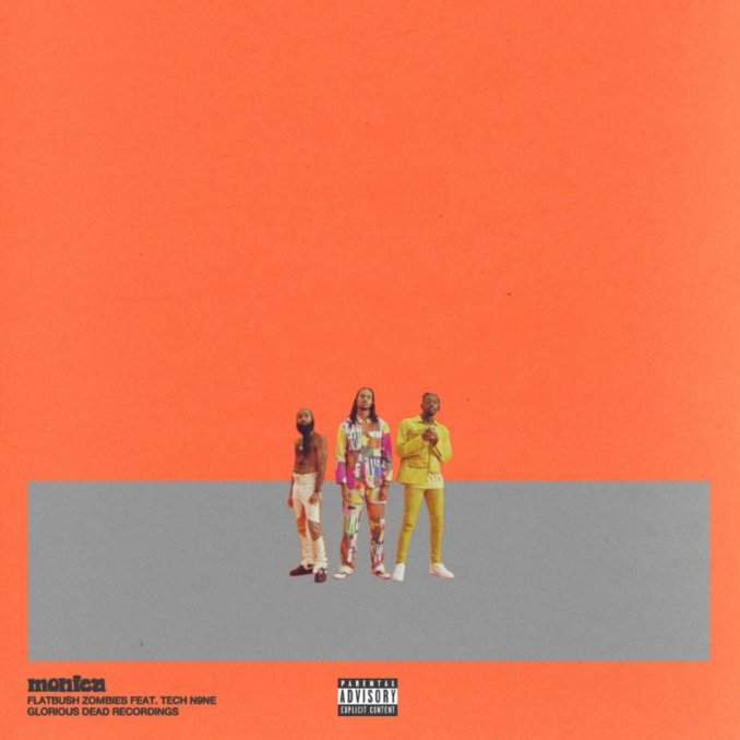 Flatbush Zombies - Monica Ft. Tech N9ne (Download)