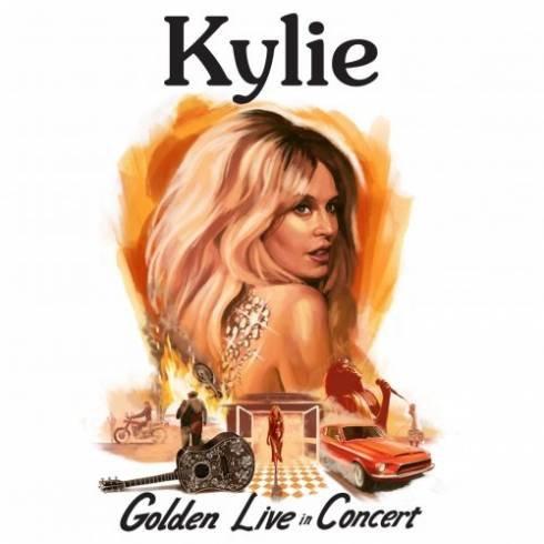 Kylie Minogue – Golden: Live in Concert [Album Download]