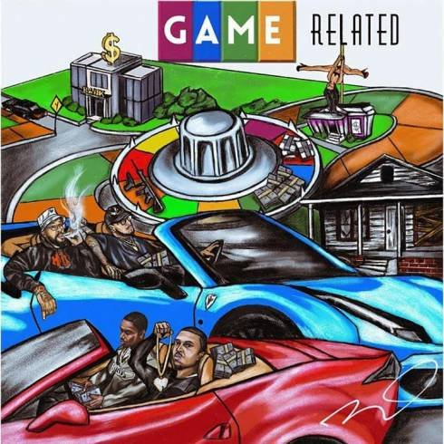 Cardo, Larry June & Payroll Giovanni – Game Related (Album Download)