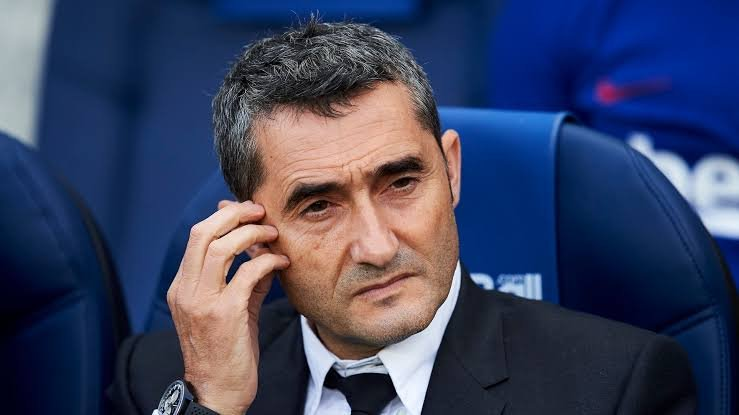 Ernesto Valverde To be Sacked By FC Barcelona