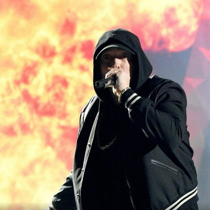 Eminem - Music To Be Murdered By (Album Download)