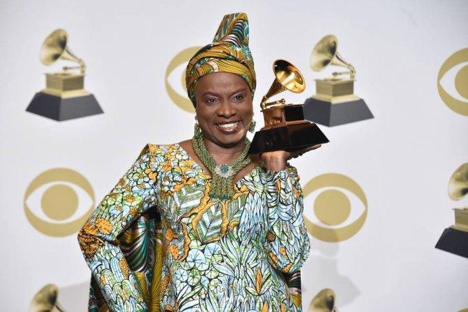Angélique Kidjo Wins at 2020 Grammy awards; Performs Afirika