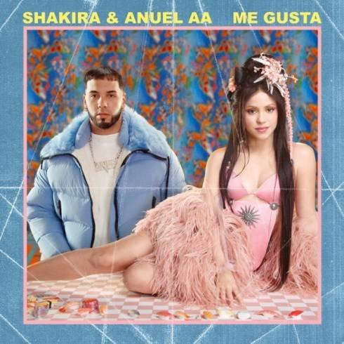 Shakira & Anuel AA – Me Gusta [MP3 Download]