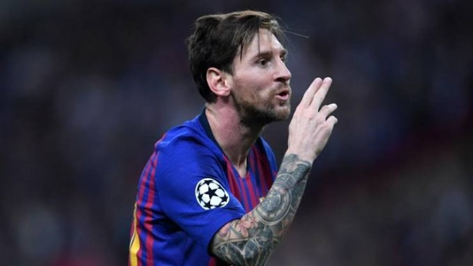 Lionel Messi in training ground fight with Barcelona team-mate after Eric Abidal issue