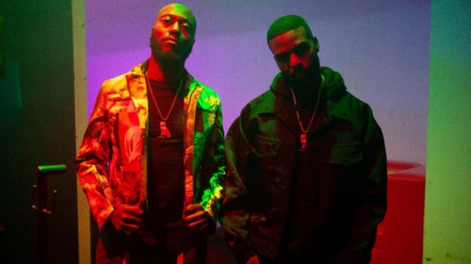dvsn & Ty Dolla $ign - Dangerous City ft. Buju Banton (download)