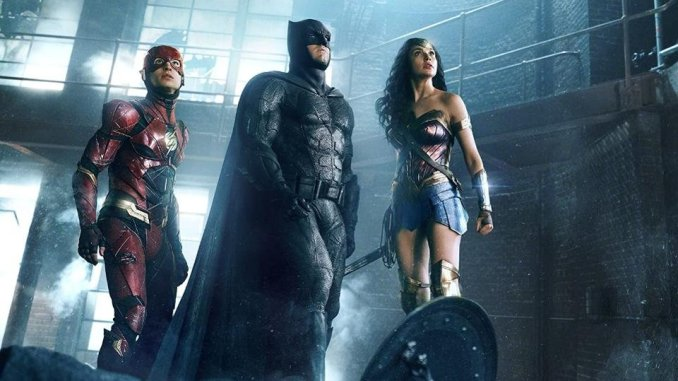 Zack Snyder shares sneak peek of his 'Justice League' cut