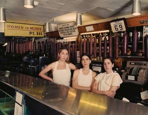 Haim – Women In Music Pt. III album download