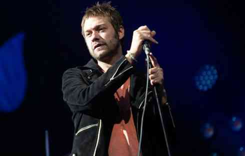 Former Kasabian singer Tom Meighan pleads guilty to assaulting former fiancee
