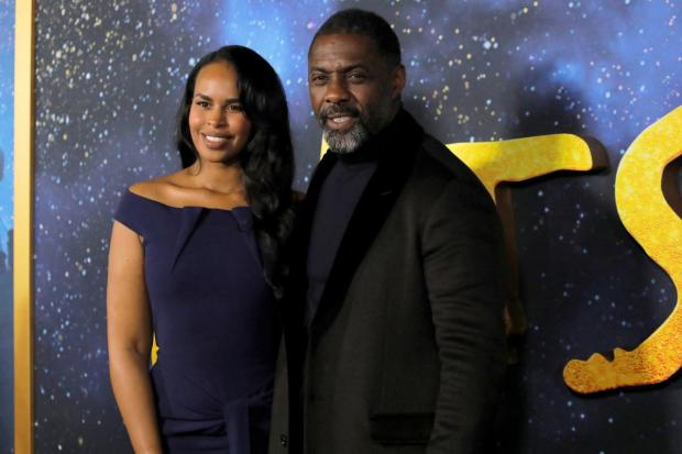 """Idris Elba Says The """"Mental Impact"""" Of Covid-19 Was """"Pretty Traumatic"""" On Himself And His Wife Sabrina Dhowre"""