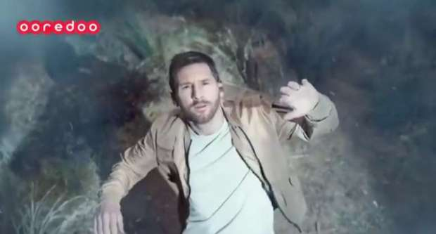 Messi Starrs In An Advert (Video)