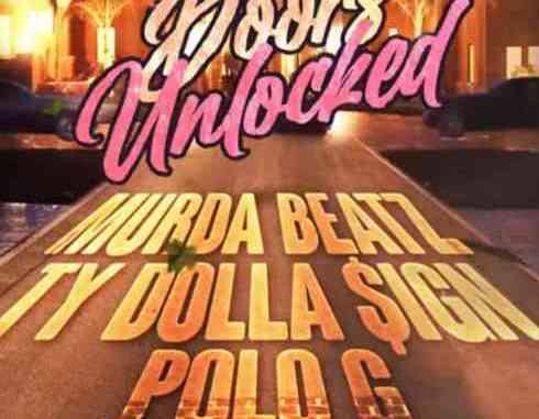 Murda Beatz - Doors Unlocked Ft. Ty Dolla $ign & Polo G (download)