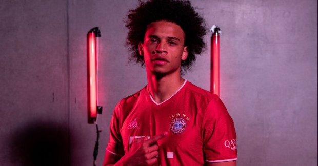 Sane Takes Coutinho's Number 10 Shirt At Bayern