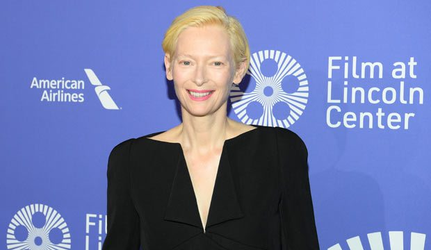 Tilda Swinton Will Be Honoured For Her Career Achievements At The 2020 Venice Film Festival