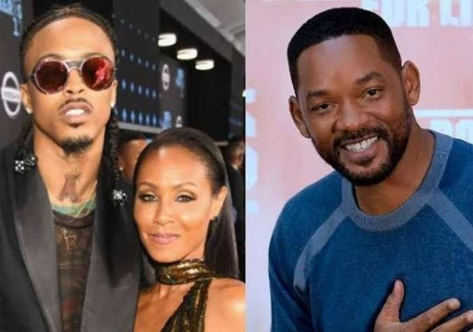 August Alsina Speaks About Dating With Jada Pinkett Smith, Claims Will Was Aware