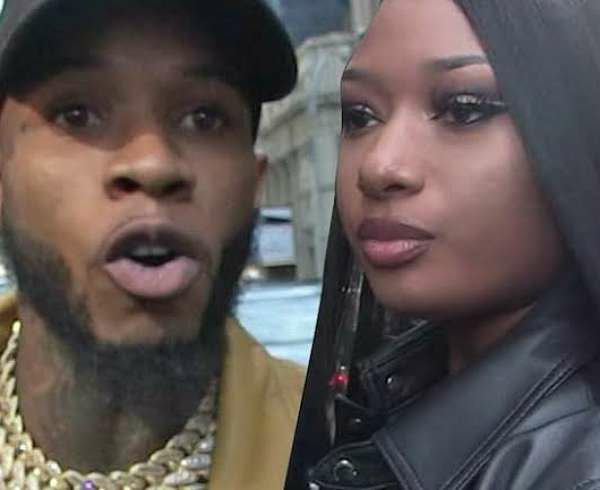 Tory Lanez Arrested With Meg Thee Stallion In The Car: On Gun Charge