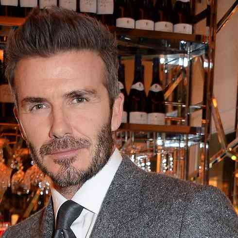 David Beckham To Release A Documentary Series About His Life
