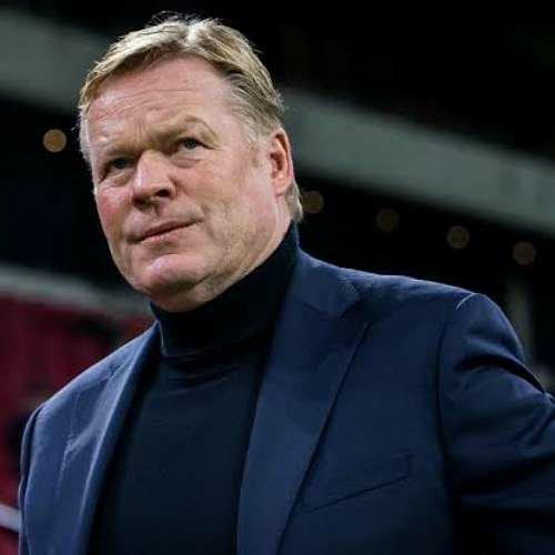 Barcelona Target Man Utd transfer target after Koeman appointment
