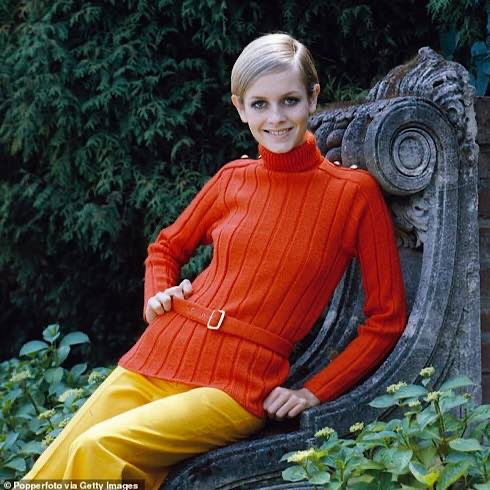 Twiggy Turned Down Steve Mcqueen At A Party
