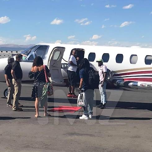 Kanye's Presidential Ballot Push In Montana Utilized Private Jet
