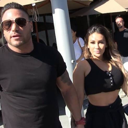 Ronnie Ortiz-Magro And Jen Harley Co-Parenting Without Restraining Orders