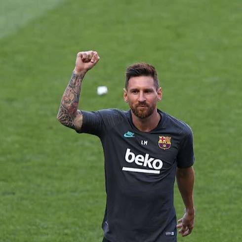Hansi Flick Says Lionel Messi Is The Best Player